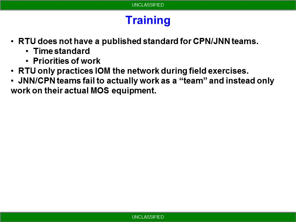 NETOPS Trends From NTC - Training