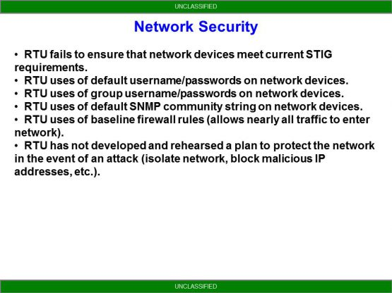 NETOPS Trends From NTC - Network Security