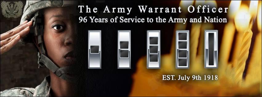 Marvelous Warrant Officer Banner