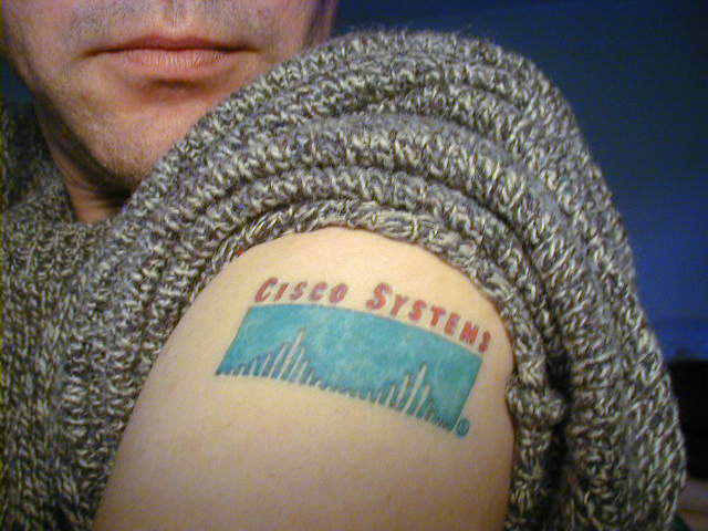 Cisco Tattoo