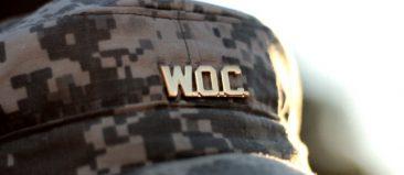 WOC Rank on Hat