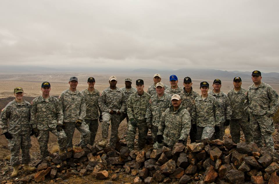 The National Training Center Signal Training Team