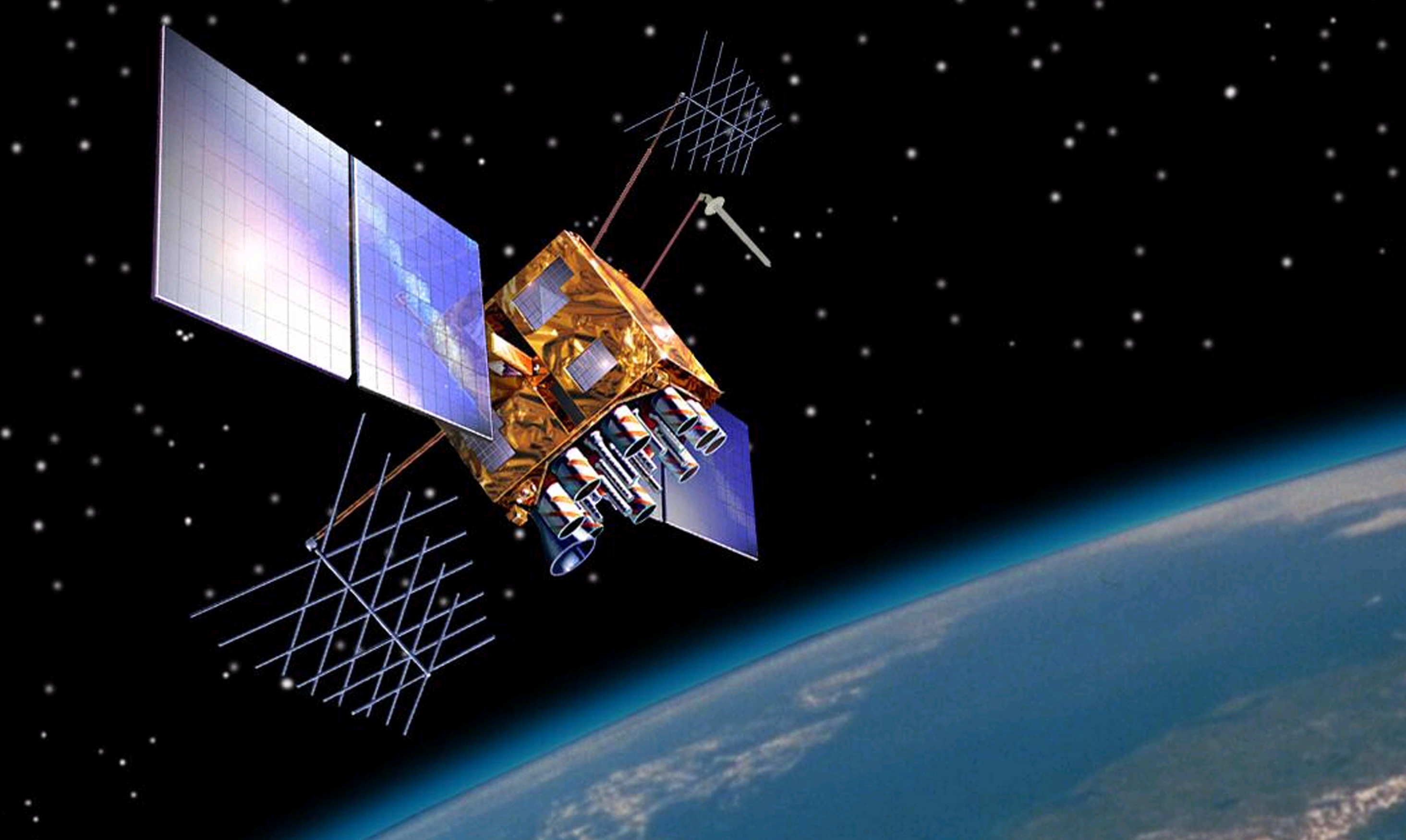 GPS Satellite
