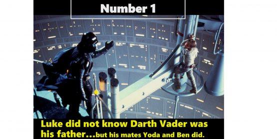 Star Wars #1 Intel Failure