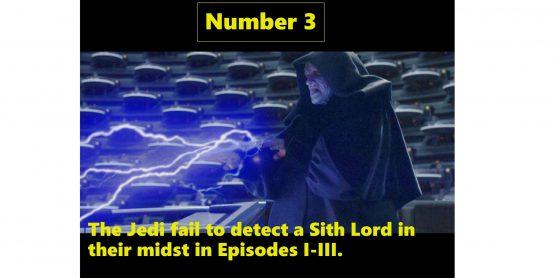 Star Wars #3 Intel Failure