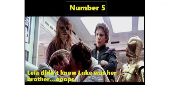 Star Wars #5 Intel Failure