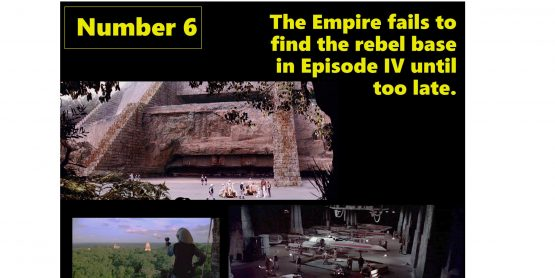 Star Wars #6 Intel Failure