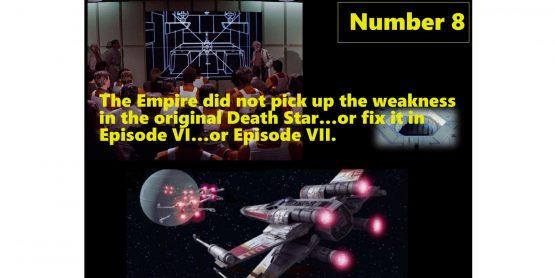 Star Wars #8 Intel Failure