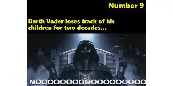 Star Wars #9 Intel Failure