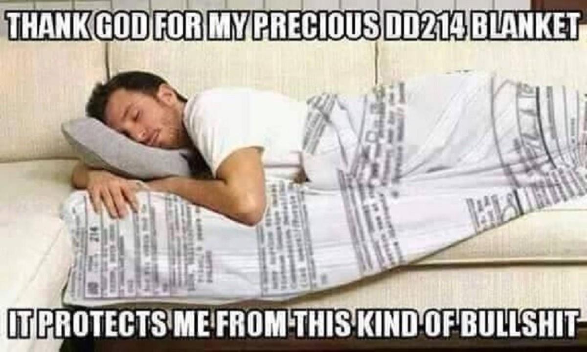 DD214 Blanket