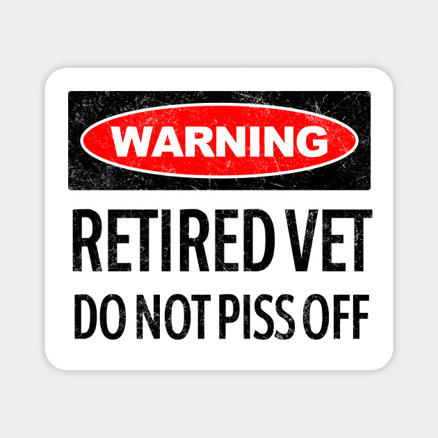Retired Vet